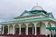Moschea islamica nell'isola di Balai Immagini Stock Libere da Diritti