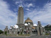 Moschea klang Malesia fotografie stock