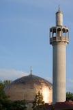 Moschea a Londra Immagini Stock