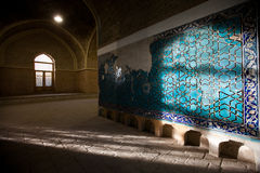 Moschea magica Immagini Stock