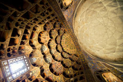 Moschea magica Fotografie Stock