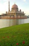 Moschea in Malesia Fotografia Stock