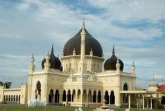 Moschea in Malesia Fotografia Stock Libera da Diritti