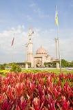 Moschea Malesia di Putrajaya Immagine Stock