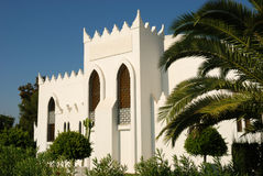 Moschea a Marbella Fotografia Stock Libera da Diritti