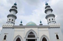 Moschea musulmana dell'India in Klang Fotografia Stock Libera da Diritti