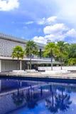 Moschea nazionale della Malesia immagini stock