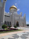Moschea nel Brunei Fotografie Stock Libere da Diritti