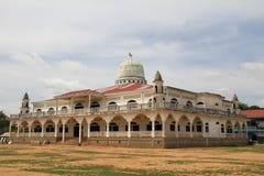 Moschea nel Cham del Kampong Fotografia Stock Libera da Diritti