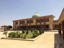 Moschea nel erbil Immagini Stock