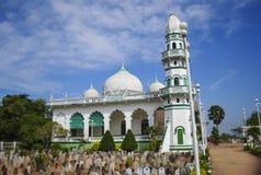 Moschea nel Vietnam del sud Fotografie Stock