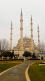 Moschea nell'Adana Fotografia Stock Libera da Diritti