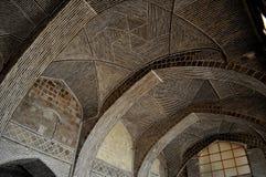 Moschea nell'Iran Immagini Stock Libere da Diritti