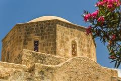 Moschea in Paphis, Cipro. Dettaglio Immagine Stock