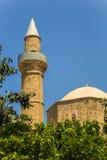 Moschea in Paphis, Cipro. Dettaglio Immagini Stock Libere da Diritti