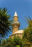 Moschea in Paphis, Cipro. Dettaglio Immagini Stock