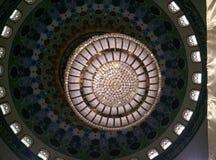 moschea piacevole del kubah Immagini Stock Libere da Diritti