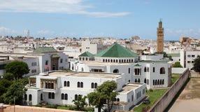 Moschea a Rabat immagine stock libera da diritti
