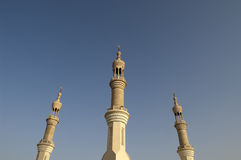 Moschea Ras al-Khaimah Doubai Abu Dhabi di Zayed Fotografia Stock