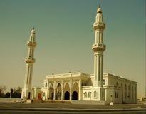 Moschea saudita Fotografia Stock Libera da Diritti