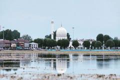 Moschea a Srinagar Fotografia Stock