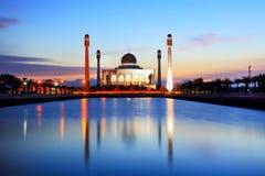 Moschea in Tailandia Fotografie Stock Libere da Diritti