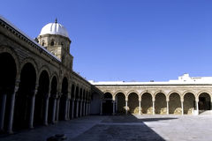 Moschea Tunisia fotografie stock