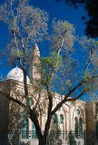 Moschea turca a Beer-Sheva. L'Israele. fotografia stock libera da diritti