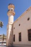 Moschea turca Mineret di Lerapetra Fotografia Stock