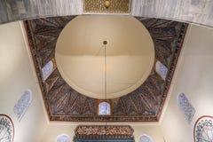 Moschea verde nella città di Bursa Immagine Stock Libera da Diritti