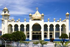 Moscheeäußeres Stockfoto