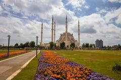 Moschee in Adana Lizenzfreie Stockfotos