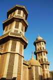 Moschee in Afrika Stockfoto