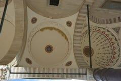 Moschee - Altbau Stadtbild Istanbuls sehr Stockfotografie