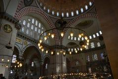 Moschee - Altbau Stadtbild Istanbuls sehr Stockfotos