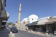 Moschee in altem Yaffo, Israel Stockbild