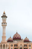 Moschee Baitul Izzah Tarakan, Indonesien Stockfotografie