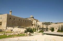 Moschee EL-Aksah Stockfotos
