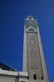 Moschee Hassan-II Stockfoto