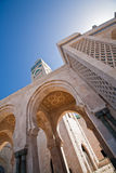 Moschee Hassan II, Casablanca Stockfotos