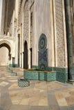 Moschee Hassan II in Casablanca, Marokko Lizenzfreie Stockbilder