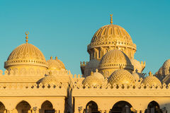 Moschee in Hurghada Stockfotos