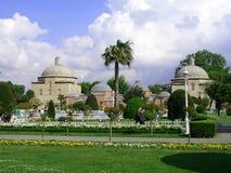Moschee, Istambul, die Türkei Stockbild