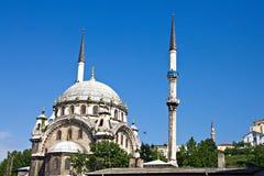 Moschee in Istanbul stockbilder