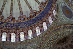 Moschee in Istanbul stockfoto