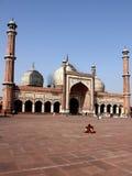 Moschee Jama-Masjid Stockfotos