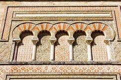 Moschee-Kathedrale in Cordoba Stockbild