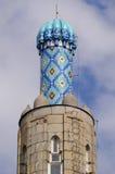 Moschee-Minarett Lizenzfreies Stockfoto