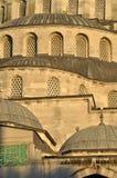Moschee, Minarett Stockfoto