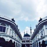 Moschee an-namira Lizenzfreies Stockfoto